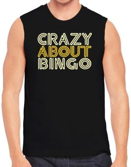 Crazy About Bingo Sleeveless
