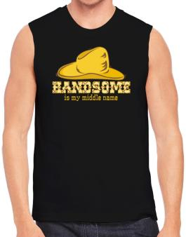 Handsome Is My Middle Name Sleeveless