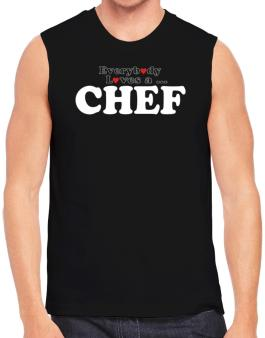 Everybody Loves A Chef Sleeveless