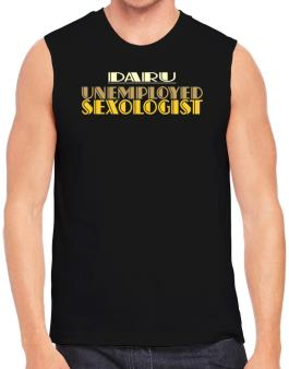 Daru Unemployed Sexologist Sleeveless