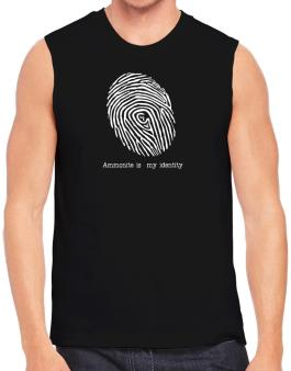 Ammonite Is My Identity Sleeveless