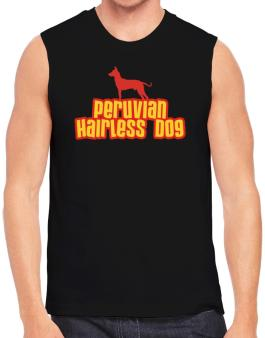 Breed Color Peruvian Hairless Dog Sleeveless