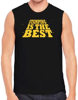 Stamping Is The Best Sleeveless