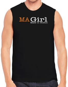 Girl Made In Boston Sleeveless