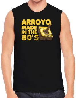 Arroyo Made In The 80s Sleeveless