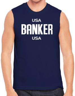 Usa Banker Usa Sleeveless