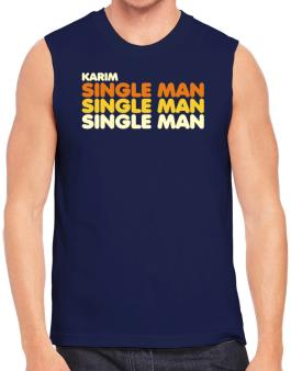 Karim Single Man Sleeveless