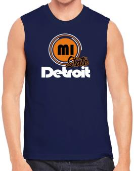 Detroit - State Sleeveless