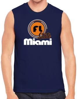 Miami - State Sleeveless