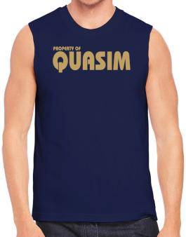 Property Of Quasim Sleeveless