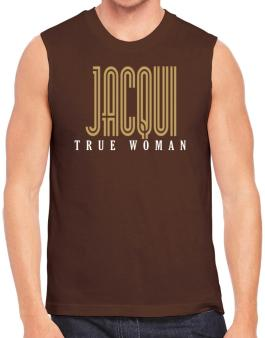 Jacqui True Woman Sleeveless