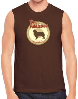 Dog Addiction : Australian Shepherd Sleeveless