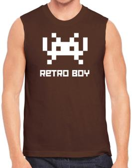 Retro Boy Sleeveless