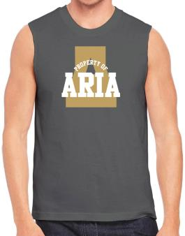Property Of Aria Sleeveless