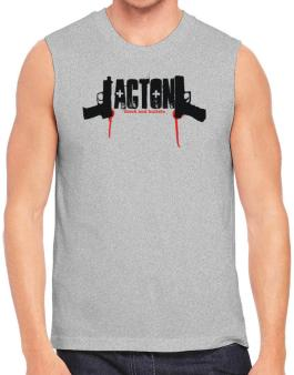 Acton - Blood And Bullets Sleeveless