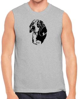 Beagle Face Special Graphic Sleeveless