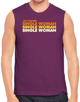 Jayashri Single Woman Sleeveless