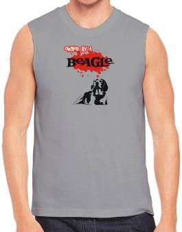 Owned By A Beagle Sleeveless