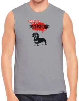 Owned By A Dachshund Sleeveless