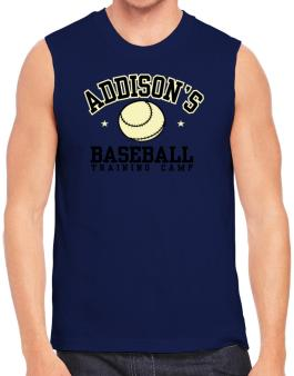 Addisons Baseball Training Camp Sleeveless