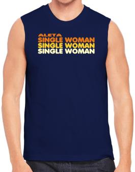 Aleta Single Woman Sleeveless