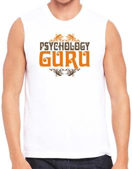 Psychology Guru Sleeveless