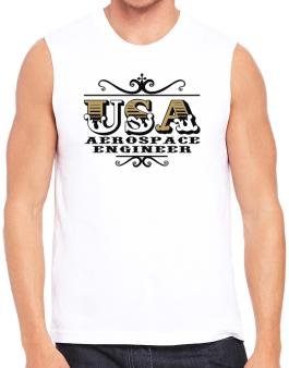 Usa Aerospace Engineer Sleeveless