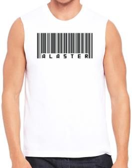 Bar Code Alaster Sleeveless