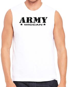 Army Wiccan Sleeveless