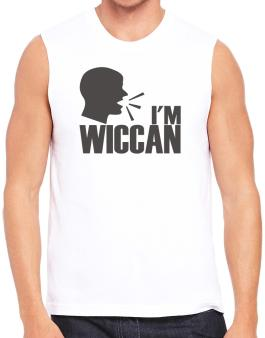 Im Wiccan - Face Sleeveless