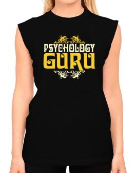 Psychology Guru T-Shirt - Sleeveless-Womens