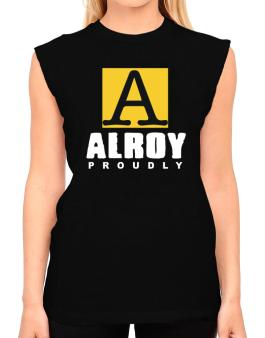 Proud To Be Alroy T-Shirt - Sleeveless-Womens