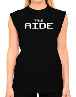 True Aide T-Shirt - Sleeveless-Womens