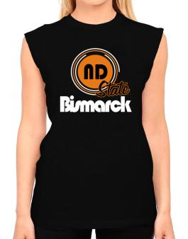 Bismarck - State T-Shirt - Sleeveless-Womens