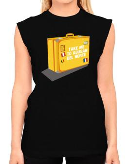 Take Me To Agusan Del Norte T-Shirt - Sleeveless-Womens