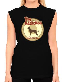 Dog Addiction : Peruvian Hairless Dog T-Shirt - Sleeveless-Womens