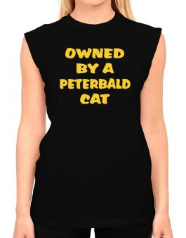 Owned By S Peterbald T-Shirt - Sleeveless-Womens