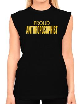 Proud Anthroposophist T-Shirt - Sleeveless-Womens