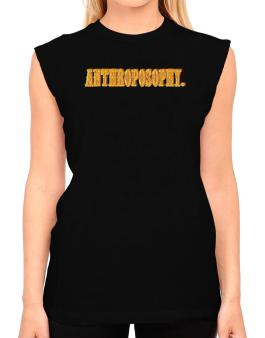 Anthroposophy. T-Shirt - Sleeveless-Womens