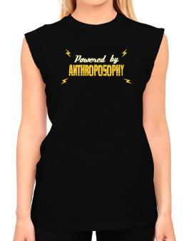 Powered By Anthroposophy T-Shirt - Sleeveless-Womens