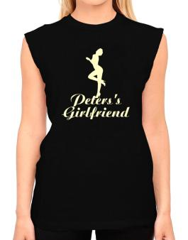 Peterss Girlfriend T-Shirt - Sleeveless-Womens