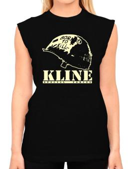 Kline Special Forces T-Shirt - Sleeveless-Womens