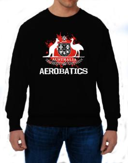 Australia Aerobatics / Blood Sweatshirt