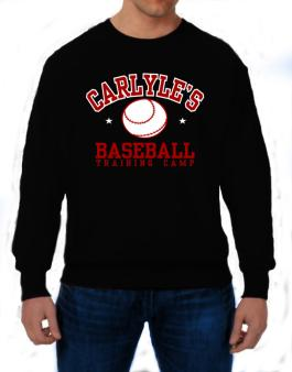 Carlyles Baseball Training Camp Sweatshirt