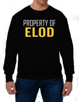 Property Of Elod Sweatshirt