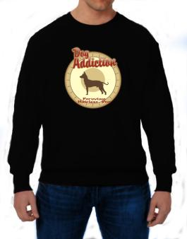 Dog Addiction : Peruvian Hairless Dog Sweatshirt