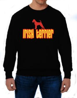 Breed Color Irish Terrier Sweatshirt