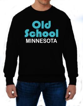 Old School Minnesota Sweatshirt