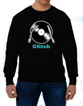 Glitch - Lp Sweatshirt
