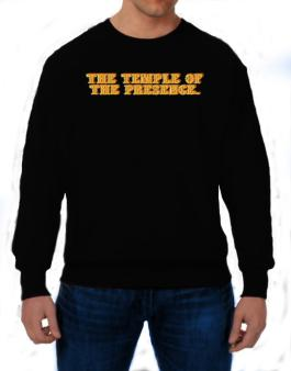 The Temple Of The Presence. Sweatshirt